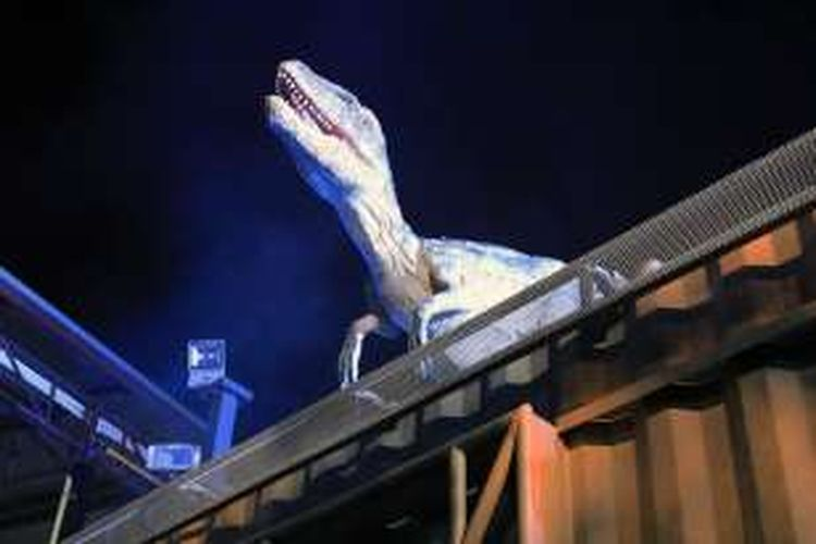 Dinosaur Planet Theme Park, di Bangkok.