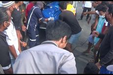 Tangis Keluarga Pecah Saat Jenazah Tukang Pijat di KMP Yunicee Ditemukan