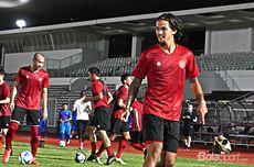 Jersey Timnas Indonesia Resmi Dirilis, Begini Penampakannya