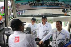 PNM Berangkatkan Nasabah Mekaar Mudik Gratis