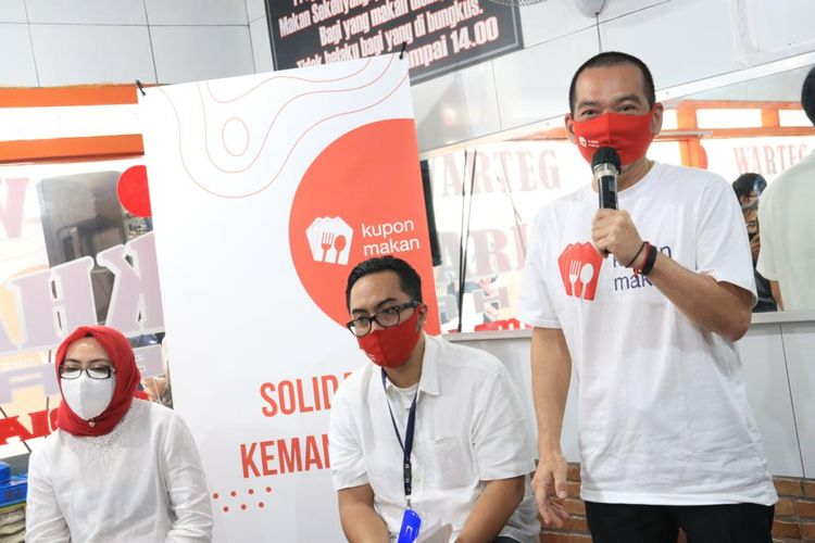 Lewat aplikasi Kupon Makan, Wakil Ketua DPR Muhaimin Iskandar mengajak para dermawan meningkatkan solidaritas kemanusiaan di masa Pandemi Covid-19.