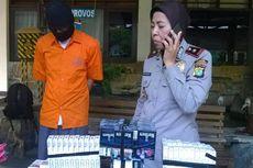 Pencuri Spesialis Minimarket Ditangkap di Jagakarsa