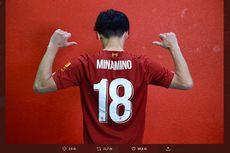 Klopp Ungkap Peluang Minamino Debut di Derbi Merseyside