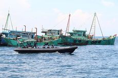 3 Alasan Menteri Edhy Tak Lagi Tenggelamkan Kapal Maling Ikan