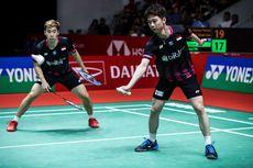 Final Kejuaraan Beregu Asia 2020, Marcus/Kevin Menang, Indonesia Vs Malaysia 2-0