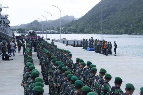 3 Kapal Milik China Masih Berada di Laut Natuna