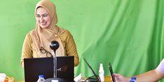 Lewat TI, Bupati IDP Ajak 185 CPNS di Indonesia Timur Beradaptasi dengan Pandemi