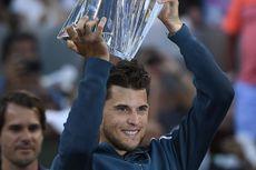 Dominic Thiem Tak Percaya Bisa Kalahkan Federer di Final Indian Wells