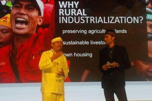 Di Malaysia, Bupati Purwakarta Kritik Industri Berbasis Urban