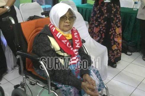 Kisah Sukinah, Nenek 93 Tahun, Menunggu 6 Tahun untuk Berangkat Haji