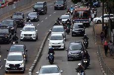 Pelarangan Sepeda Motor Jalur Sudirman - Thamrin Usai Penerapan ERP