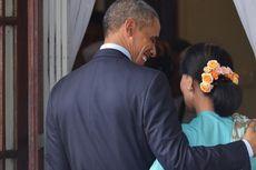 Di Myanmar, Obama Desak Penghentian Diskriminasi Etnis Rohingya