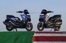 Nmax yang Dipakai di MotoGP Buatan Indonesia