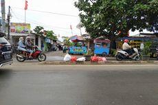 Median Jalan Raden Fatah Jadi Tempat Pembuangan Sampah, Warga Sebut Sudah Berlangsung Bertahun-tahun