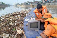 Direkam Petugas Saat Buang Sampah Sembarangan, Warga Rawamangun Bayar Denda Rp 250.000