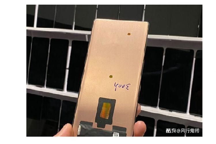 Bocoran wujud ponsel Xiaomi Mi Mix 4