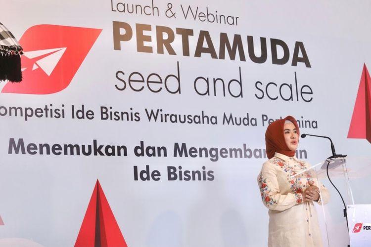 Dukung startup di kalangan generasi muda di Indonesia, Pertamina selenggarakan Pertamina Muda (Pertamuda) ? Seed and Scale Up di Denpasar, Bali.