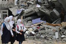 PBB: Warga Gaza Mengais Sampah Demi Mendapatkan Makanan