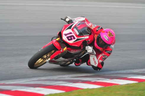 Pebalap Astra Honda Racing Team Bidik Hattrick Gelar Juara ARRC