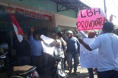 Dituding Perkeruh Kasus Mahasiswa Papua, Kantor LBH Surabaya Didemo