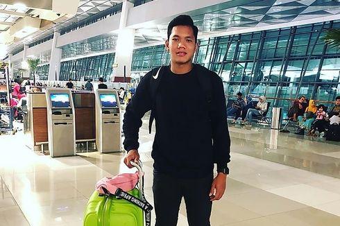 Baru Tiba di Italia, Kiper Junior Persija Dipanggil Ikut Seleksi Timnas U19
