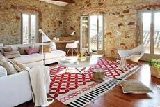 6 Inspirasi Rumah Bergaya Mediteranean