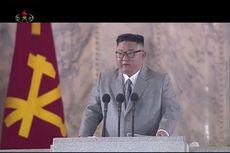 Ceritakan Kesulitan Korea Utara, Kim Jong Un Menangis