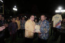 Temui SBY, Airlangga Sebut Diutus Jokowi Minta Masukan soal Omnibus Law