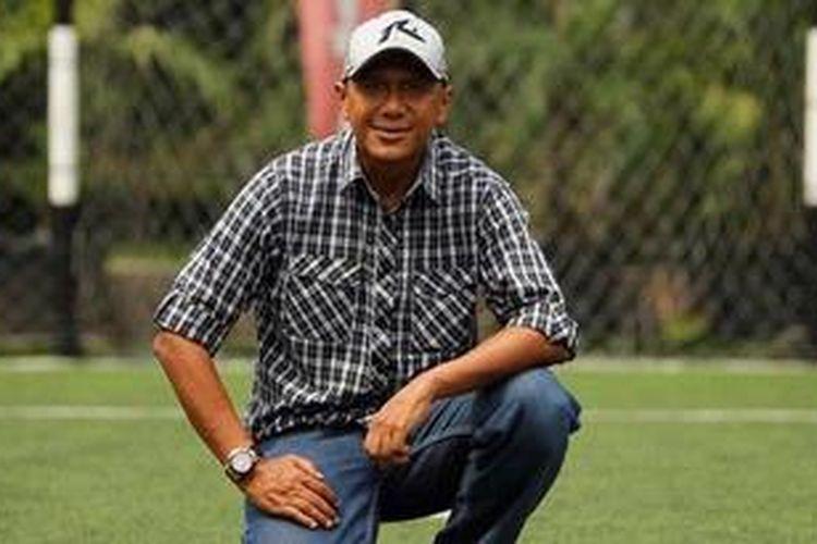 Pelatih Rahmad Darmawan.