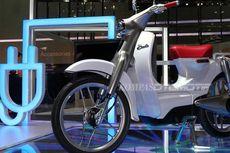 Honda Belum Kepikiran Sepeda Motor Listrik