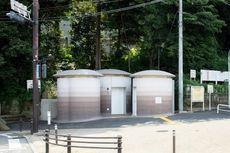Pemenang Pritzker Rancang Toilet Berbentuk Jamur