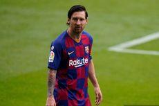Dipacu Terus 8 Laga Tanpa Diganti, Lionel Messi Bak Terminator Penopang Barcelona