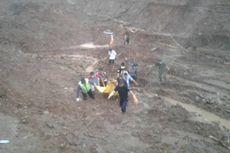 Polisi Pastikan Jenazah Ketujuh Korban Longsor Ponorogo Bernama Tuniah