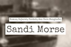 Sandi Morse: Rumus, Sejarah, Contoh, dan Cara Menghafal