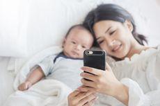 3 Dampak Buruk Orangtua Main Ponsel di Dekat Anak