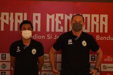 Lawan MU, Pelatih PS Sleman Tak Ingin Skuadnya Kena Virus