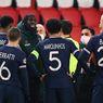 Laga PSG Vs Istanbul Dihentikan Usai Wasit Ucapkan Kata Rasial sampai Demba Ba Marah Besar