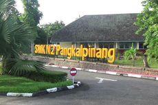 Dikejar Target, Ratusan Siswa SMP di Pangkal Pinang Numpang UNBK