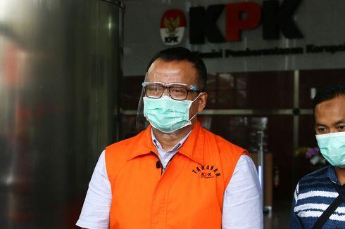 Didakwa Terima Suap Rp 25,7 Miliar, Edhy Prabowo: Saya Tak Bersalah