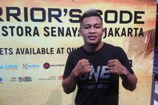 Konflik Natuna Jadi Motivasi Atlet MMA Indonesia Kalahkan Wakil China