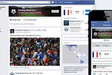 Facebook dan Twitter Adu Fitur Piala Dunia 2014