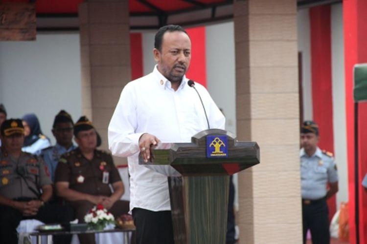 Kepala Ombudsman Banten Dedy Irsan