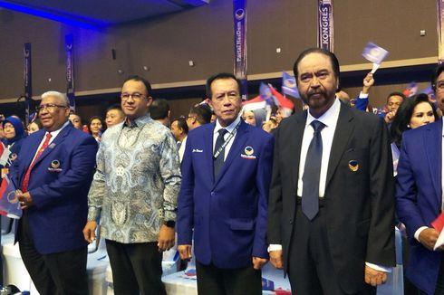 Eks Ketua Umum Kecewa Nasdem Beri Panggung ke Anies Baswedan Saat Pembukaan Kongres