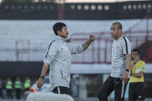 Timnas U-23 Indonesia Vs Brunei, Indra Sjafri Wajibkan Kemenangan