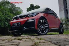 Kesan Sporty di Balik Bodi Mungil BMW i3s