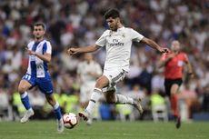 Lama Absen, Asensio Masuk ke Skuad Real Madrid Vs Man City?