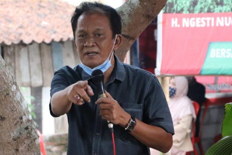Ketua DPRD Jawa Tengah Bambang Kusriyanto