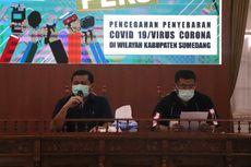 Satu Warga Positif Covid-19, Pemkab Sumedang Isolasi 6 Kecamatan