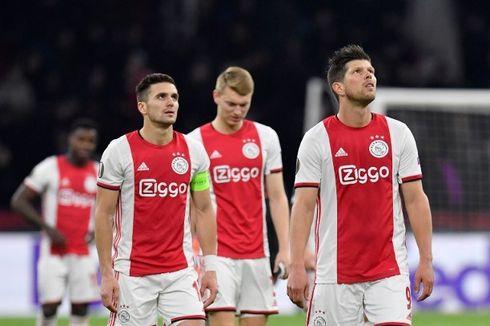 11 Pemain Ajax Dikabarkan Positif Covid-19 Menjelang Laga Liga Champions