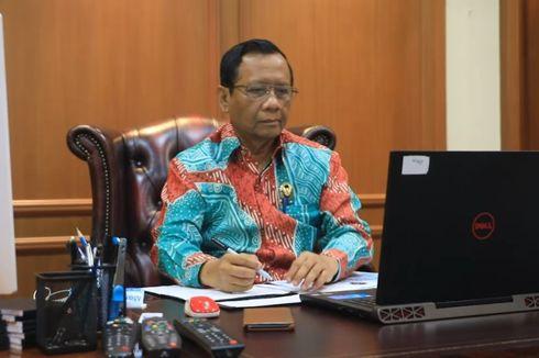 Status Darurat Corona Diperpanjang, Mahfud Tegaskan Tahapan Pilkada Tetap Jalan